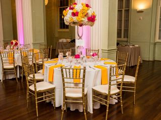 Lugener's Affair Wedding Design 4