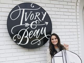 Ivory and Beau Bridal Boutique 1