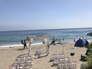 Los Angeles Beach Weddings 4