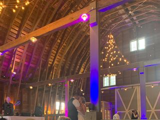 Weddings in the Barn at Owl & Olive 1