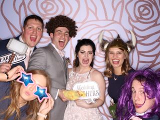 The Puget Sound Photo Booth Co. 1