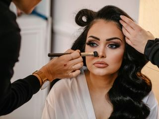 Jacqueline Adevai Makeup Artist 1