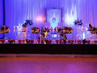 Bridal Castle Events Decoration 7