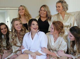 R&Co. Bridal Beauty Team 3