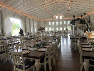 THE WHITE BARN AT LUCAS FARM 2