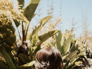 Bridal Hair by Brittany Reynolds 3