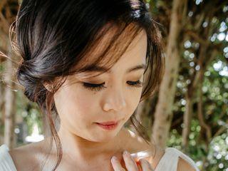 Angela Tam Team   Wedding-Celebrity HMUA 5