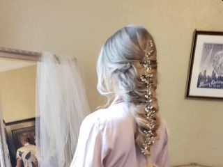 Lili's Weddings Makeup Artist and Hair Styling Group 1