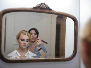 Sydney Lauren Robinson Makeup Artistry 1