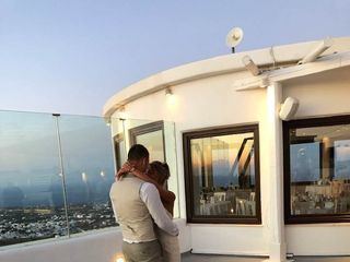 Santorini Wedding DJ 2