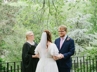 Rev. Annie NYC - Wedding Officiant 4