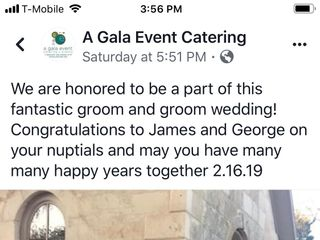 A Gala Event Catering & Events 1