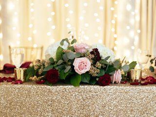 Monica's Brides & Touch of Glitz Flowers 6