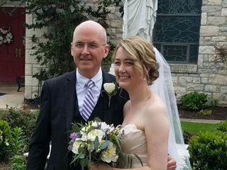 Perry Hall Wedding Flowers 6