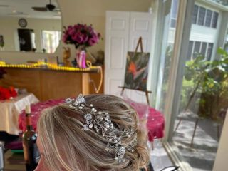 Professional Elegance Wedding Hair and M.A.C. Make-Up 3