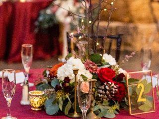 Krystals Wedding Invitations 3