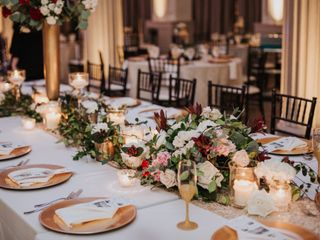 Aime Peterson Flowers and Event Design Studios 6
