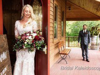 Bridal Kaleidoscope 1
