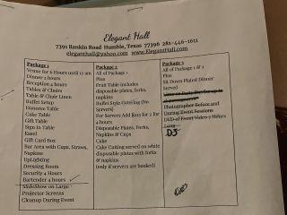 Elegant Hall 3
