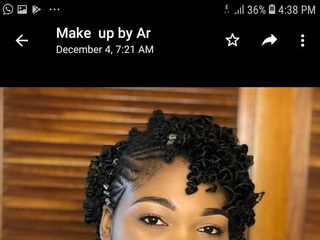 Simply Flawless Makeup by Aretha 3
