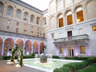 The Boston Public Library 2