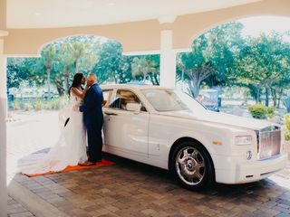 Orlando Wedding Cars 1