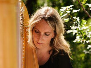Monica Smith - Harpist 2