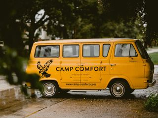 Camp Comfort - Lodging & Events 6