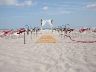 Incredible Beach Weddings 1