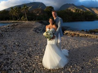 Tropical Maui Weddings 3