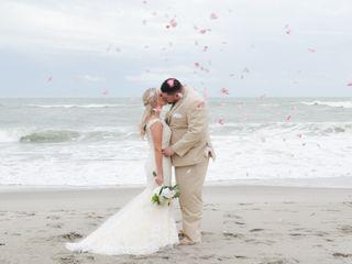 Love is a Beach Wedding 4