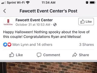 The Fawcett Event Center 3