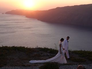Santorini Wedding Planners 7