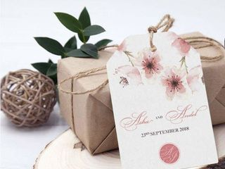RedCarpet Wedding & Special Events Invitations 4