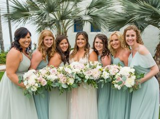 Beach Bridal Beauty 1