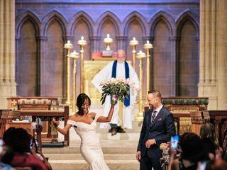 New Church Wedding 2
