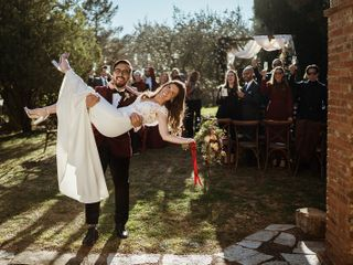 In Tuscany Wedding 4