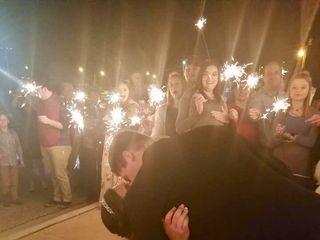 Love Wedding Sparklers 4