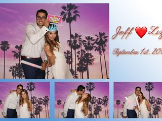 Hollywood Photo Booth 1