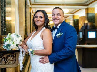 NYC City Hall Wedding Photography 1