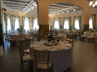 The Romanesque Room & Castle Catering 6