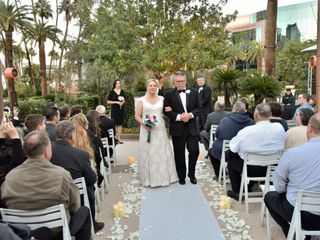 The Forever Grand Wedding Chapel at MGM Grand 2