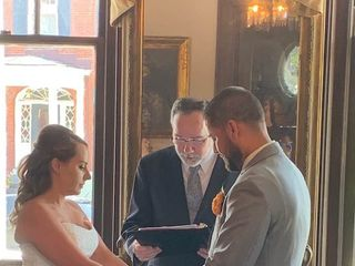 Lighthouse Wedding Officiant 5