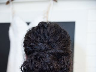 Vermont wedding hair by Brittany 5