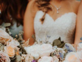 Sheila Smith Wedding and Event Floral Design 1