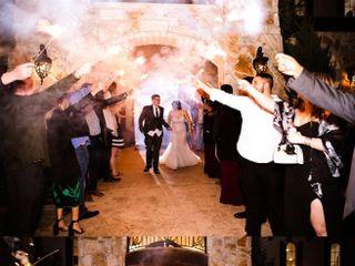 Wedding Day Sparklers 3