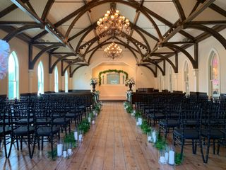 The Tybee Island Wedding Chapel & Grand Ballroom 1