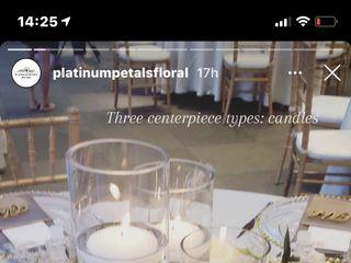 Platinum Petals 3