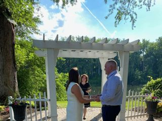 Trinity Cottage Wedding Officiants 5