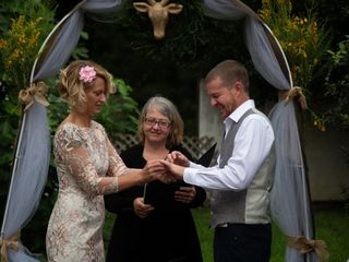 Suzanne Kennedy/Wedding Officiant 3